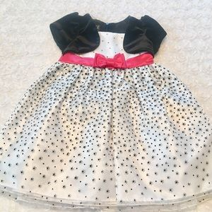 🖤Love- Baby girls dress 🖤